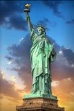Liberty New York Stock Photo