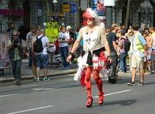 Liberty Parade Royalty Free Stock Image