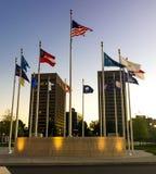 Liberty Plaza, Atlanta, GA lizenzfreies stockbild