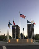Liberty Plaza, Atlanta, GA. Stock Photography