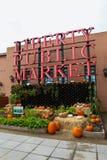 Liberty Public Market, ein populäres Einkaufsviertel im Point Loma, Kalifornien Lizenzfreie Stockfotos