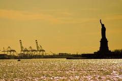 Liberty Satue Imagem de Stock