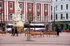 Liberty Square Piata Libertatii Photo libre de droits