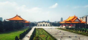 Liberty Square Taipei Taiwan Royaltyfria Foton