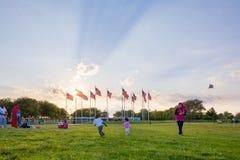 Liberty State-park Royalty-vrije Stock Fotografie