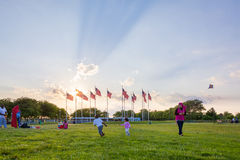 Liberty State Park Royalty Free Stock Photography
