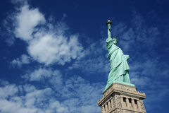 Liberty statue Royalty Free Stock Photos