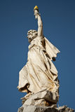 Liberty Statue Arkivbild