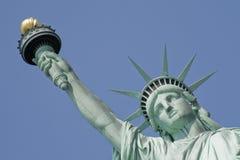 Liberty statue Royalty Free Stock Photo