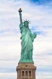 Liberty Statue Fotografie Stock Libere da Diritti