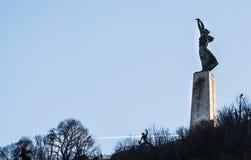 Liberty Statue Fotografia de Stock