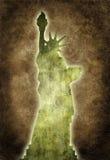 Liberty Statue Stock Image