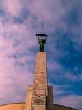 Liberty Statue,  Budapest Stock Photos