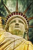 Liberty Statue, Freiheits Statue Royalty Free Stock Photos