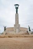 Liberty Statue on Gellert Hill Stock Photo