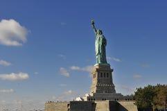 Liberty Statue, N.Y. foto de archivo