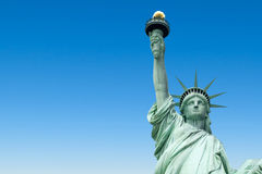 The Liberty Statue, New York Royalty Free Stock Images