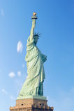 The Liberty Statue - New York Royalty Free Stock Photography