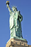 Liberty Statue Stock Photo