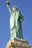 Liberty Statue. In New York stock photo