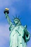 Liberty Statue New York American symbol USA Arkivfoto