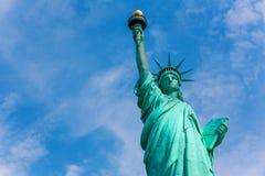 Liberty Statue New York American symbol USA Arkivbild
