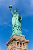 Liberty Statue New York American symbol USA Royaltyfri Bild