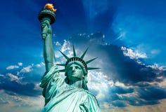 Liberty Statue New York American Symbol USA Stock Images