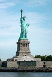 Liberty Statue New York lopp Arkivbilder