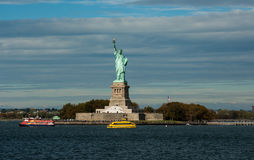 Liberty Statue, New York, USA Stock Images