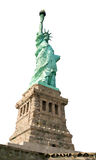 Liberty Statue Polygon Vector Stock Photo