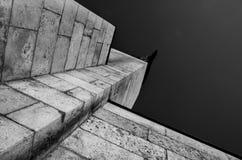 Liberty Statue sulla collina di Gellert a Budapest immagini stock
