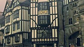 Liberty Store London stock video