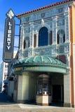 Liberty Theatre em Astoria Fotos de Stock Royalty Free