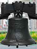 Liberté Bell, Philadelphie, PA Photos stock