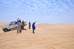 libia Foto de archivo