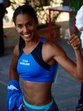 Libiana Grenot Martinez Royalty Free Stock Photography