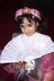 Libische traditionele kleren Royalty-vrije Stock Fotografie