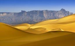 Libische Woestijn stock afbeeldingen