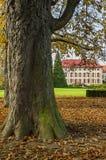Libochovicekasteel/Tsjechische Republiek Royalty-vrije Stock Afbeeldingen