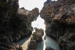 Libong海岛,酸值Libong, Trang,泰国 免版税库存图片