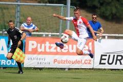 Libor Holik - Slavia Prague Stock Images