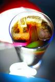 Libra della Cuba del cocktail Immagini Stock Libere da Diritti