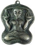 Libra. Icona dello zodiaco Fotografia Stock