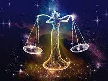 Libra Scales Stock Photography