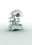 Libra Sterling Bank Safe Imagen de archivo