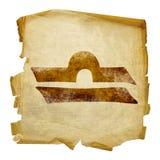 Libra zodiac icon Royalty Free Stock Photo