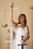 Libra zodiac sign. Libra or Scales, this photo is part of a series of twelve Zodiac signs of astrology Royalty Free Stock Photography