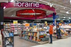 Librairie Obraz Stock