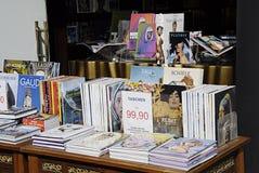 LIBRAIRIE DE DENMARK_TASCHEN Photo libre de droits